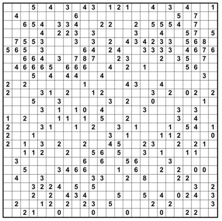 fill a pix puzzles