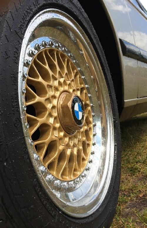 BMW 525E plus BBS RS #BMW525e #BMWE28 #ETA