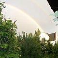#Tęcza #niebo #pogoda