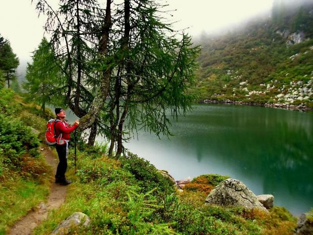 Jesienny spacer #Alpy