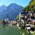 Austria .... Hallstatt ... #Austria #Hallstatt #zabytki #podróże #woda #zwiedzanie #CZARNYRYCERZ #kamper