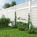 #ogrodzenie #pvc #pcv #płot #parkan #ażur #kratka #brama #furtka #pergola #przęsło #słupek