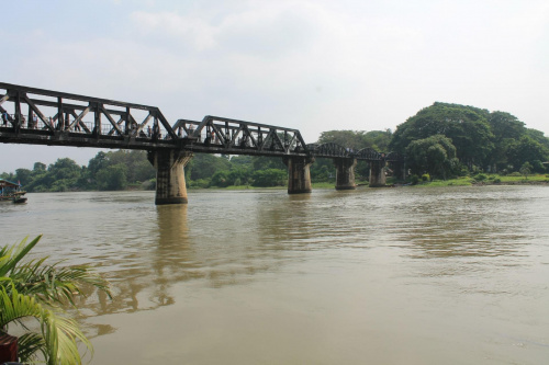Most na rzece Kwai #Tajlandia #Bangkok