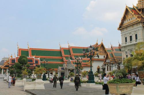 Wielki Pałac w Bangkoku #Tajlandia #Bangkok