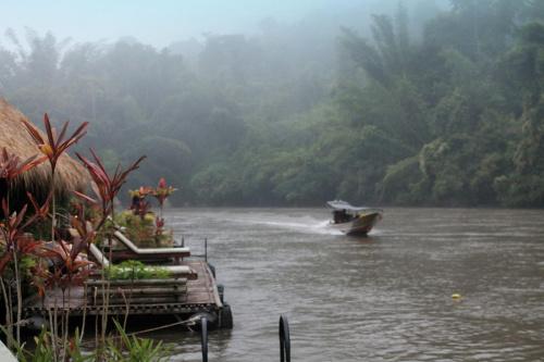 ranek na rzece Kwai #Tajlandia #Bangkok