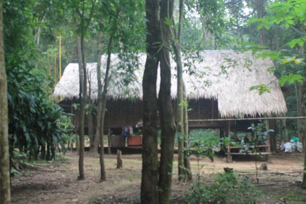 W wiosce plemienia Mon #Tajlandia