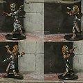 Zombi poszukiwacza #Dragons #Dungeons #Figurki #Lochy #miniatures #Ręczne #Smoki