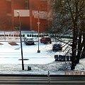 Początek zimy 2013/2014 na Górnym Śląsku #GórnyŚląsk #śnieg #zima