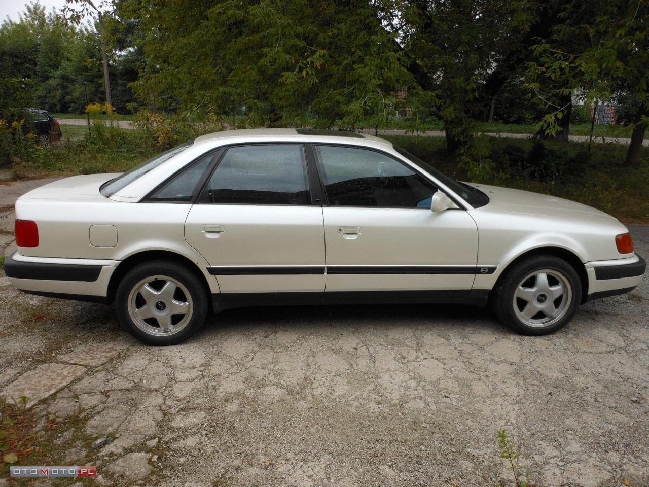 Opinie Audi 100 C4 Quattro S4 C4 1991 1997