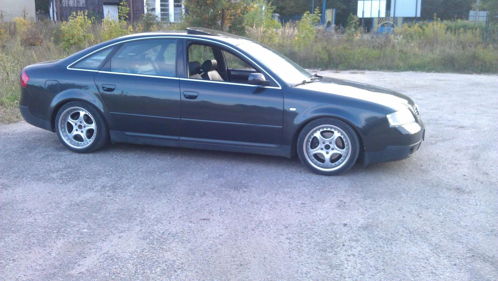 Pomoc W Doborze Felg Audi A6 C5 C5 1997 2004