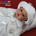 sukieneczki na chrzest z białym bolerkiem #bolerko #chrzest #chrztu