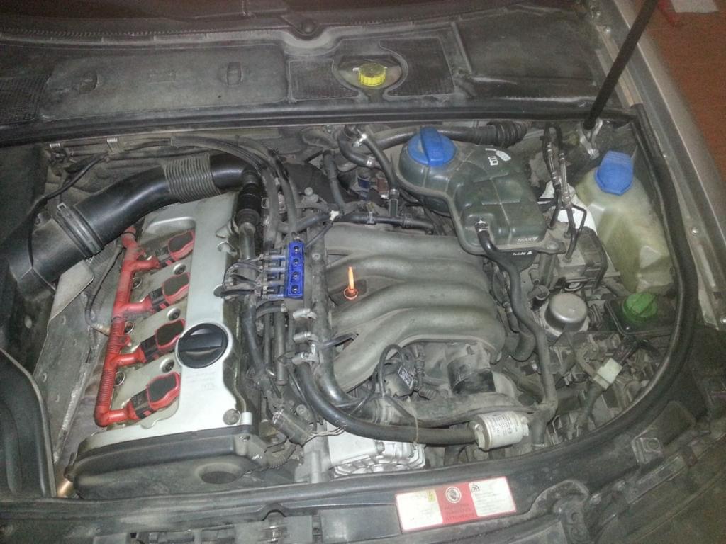 Popularne Obiekty Czujnik Temperatury Audi A4 B6 20 Benzyna Mox28