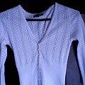 sweterek ażurowy nowy. Rozmiar S #ubrania #modne #tanio